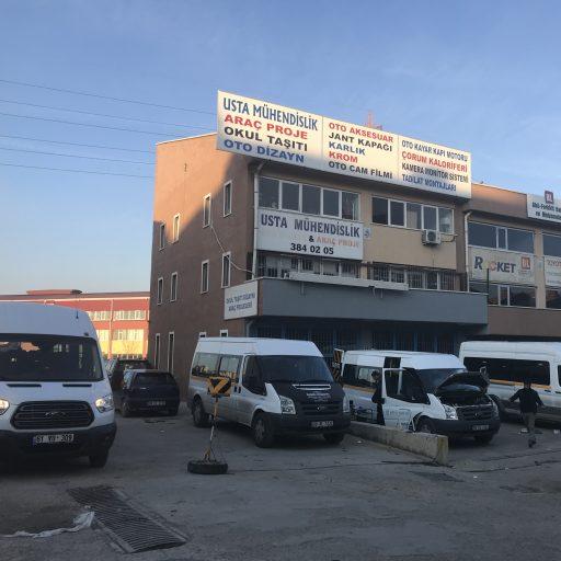 Usta Mühendislik Ankara